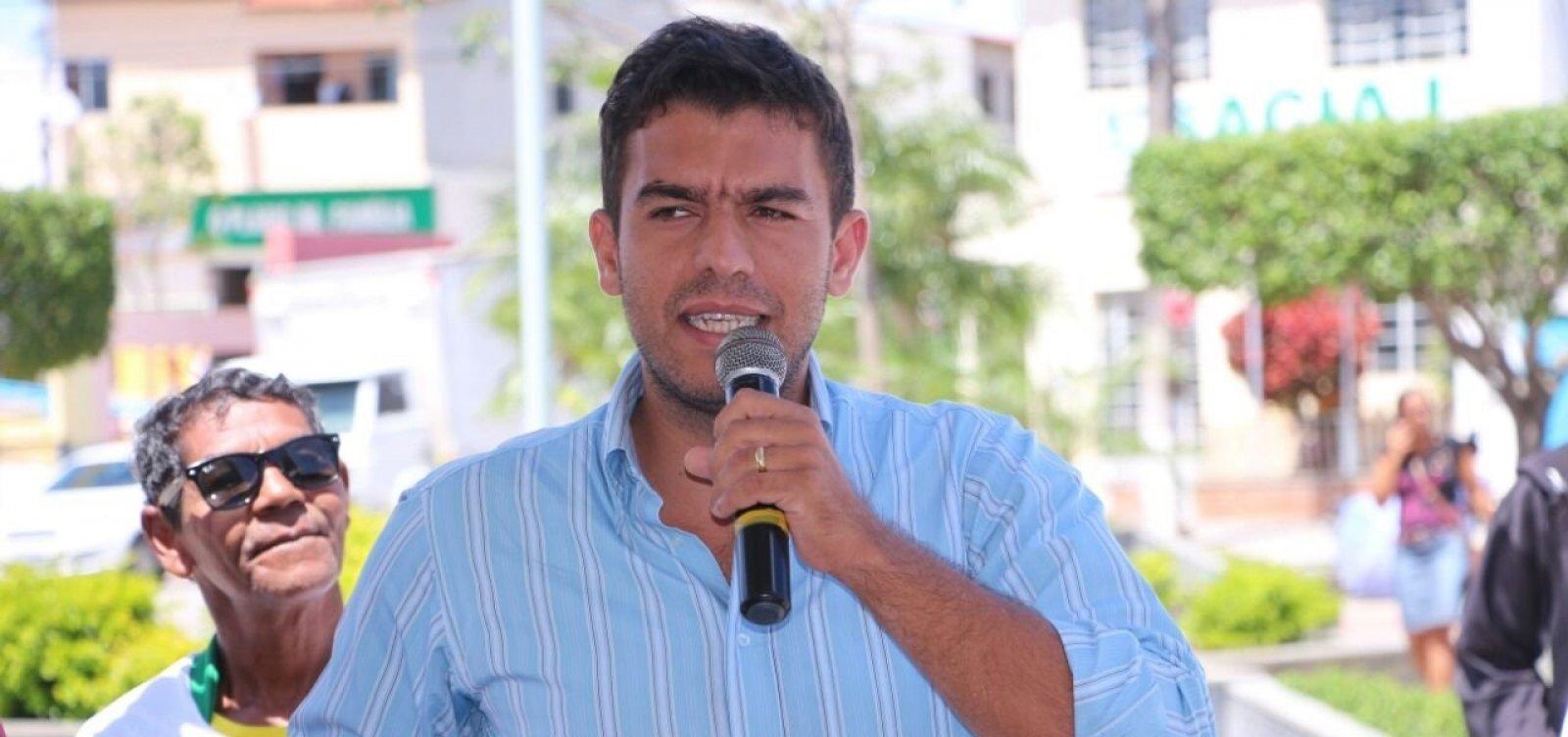 [Jaguarari: vice-prefeito assume por dois meses e promove gasto milionário com combustível]