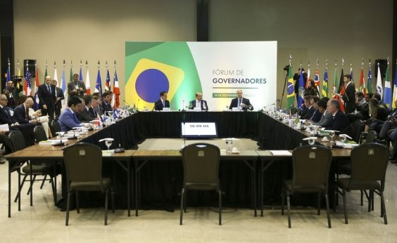 [Só um governador do Nordeste comparece a encontro em Brasília]