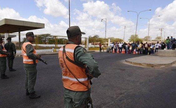 [Jornalistas brasileiros são detidos por um dia na Venezuela]