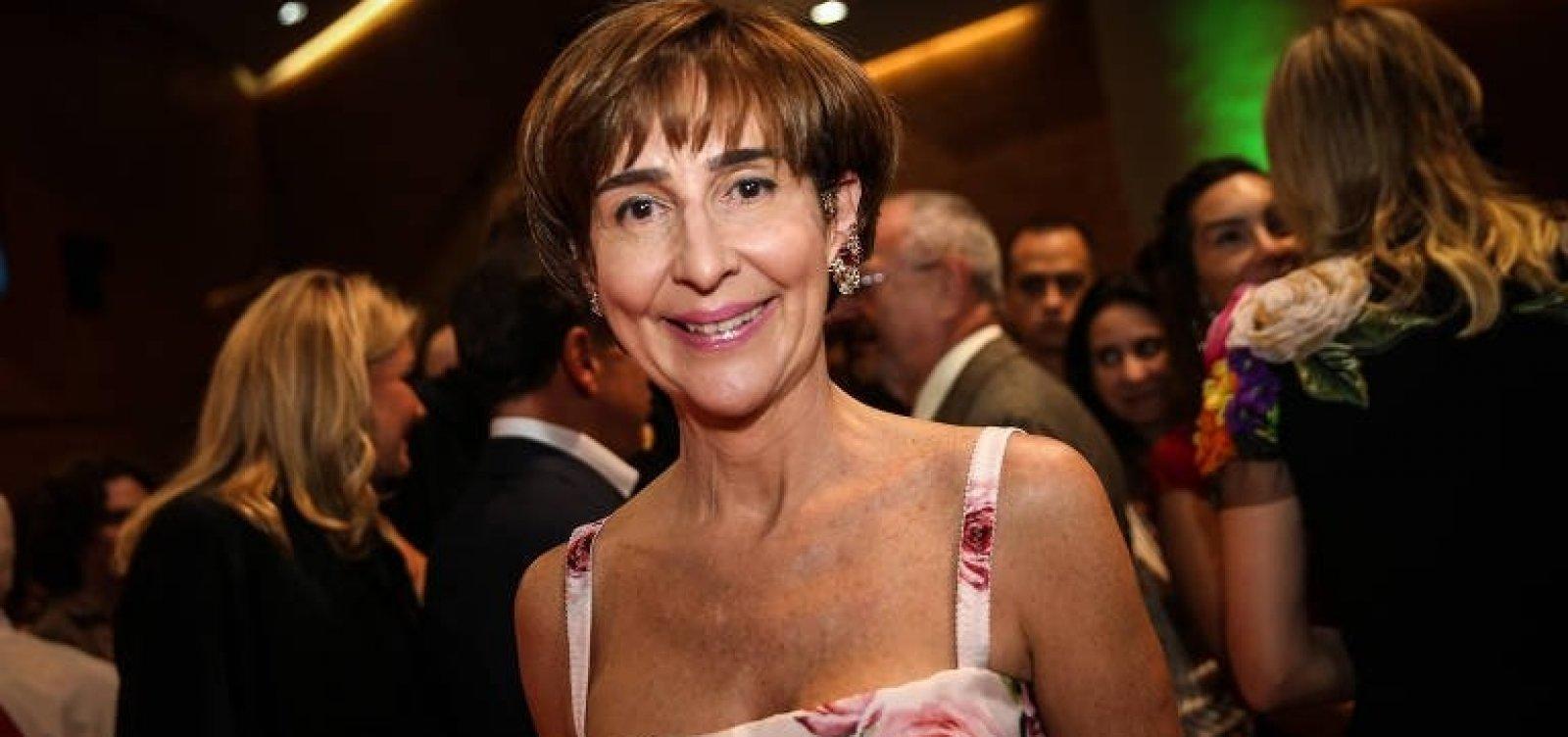 [Irmã de Ayrton Senna se reúne com equipe de Bolsonaro e está cotada para Educação]
