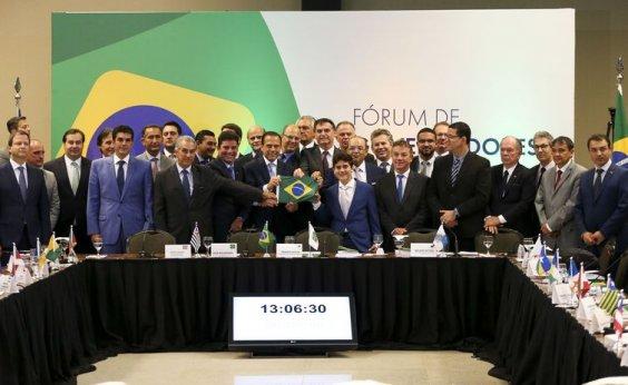 [Bolsonaro deve se reunir com governadores do Nordeste na próxima semana]