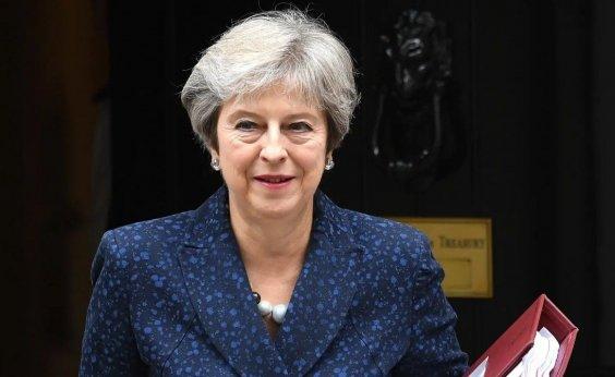 [Texto do Brexit é aprovado por gabinete da primeira-ministra do Reino Unido]