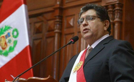 [Ex-presidente do Peru depõe sobre propina paga pela Odebrecht]