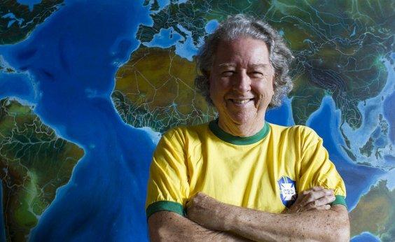 [Criador da camisa da seleção brasileira morre aos 83 anos]
