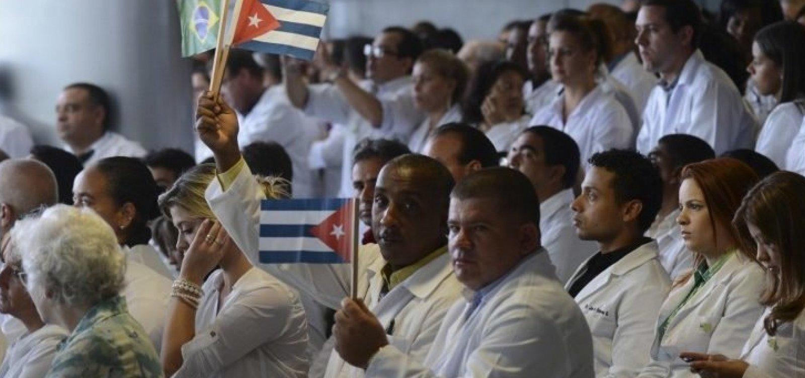 [Ministério da Saúde anuncia seleção de Médicos brasileiros para substituir cubanos]