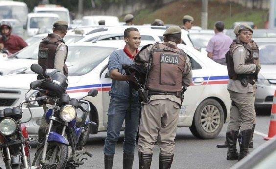 [Justiça baiana suspende apreensão de veículos com IPVA atrasado]