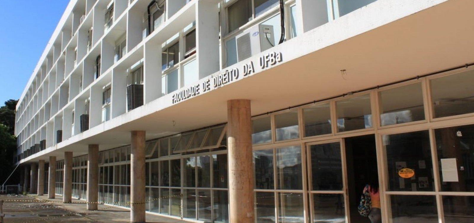 [Presidência da OAB: Fabrício divulga apoio de diretório da Ufba e alunos reagem contra]