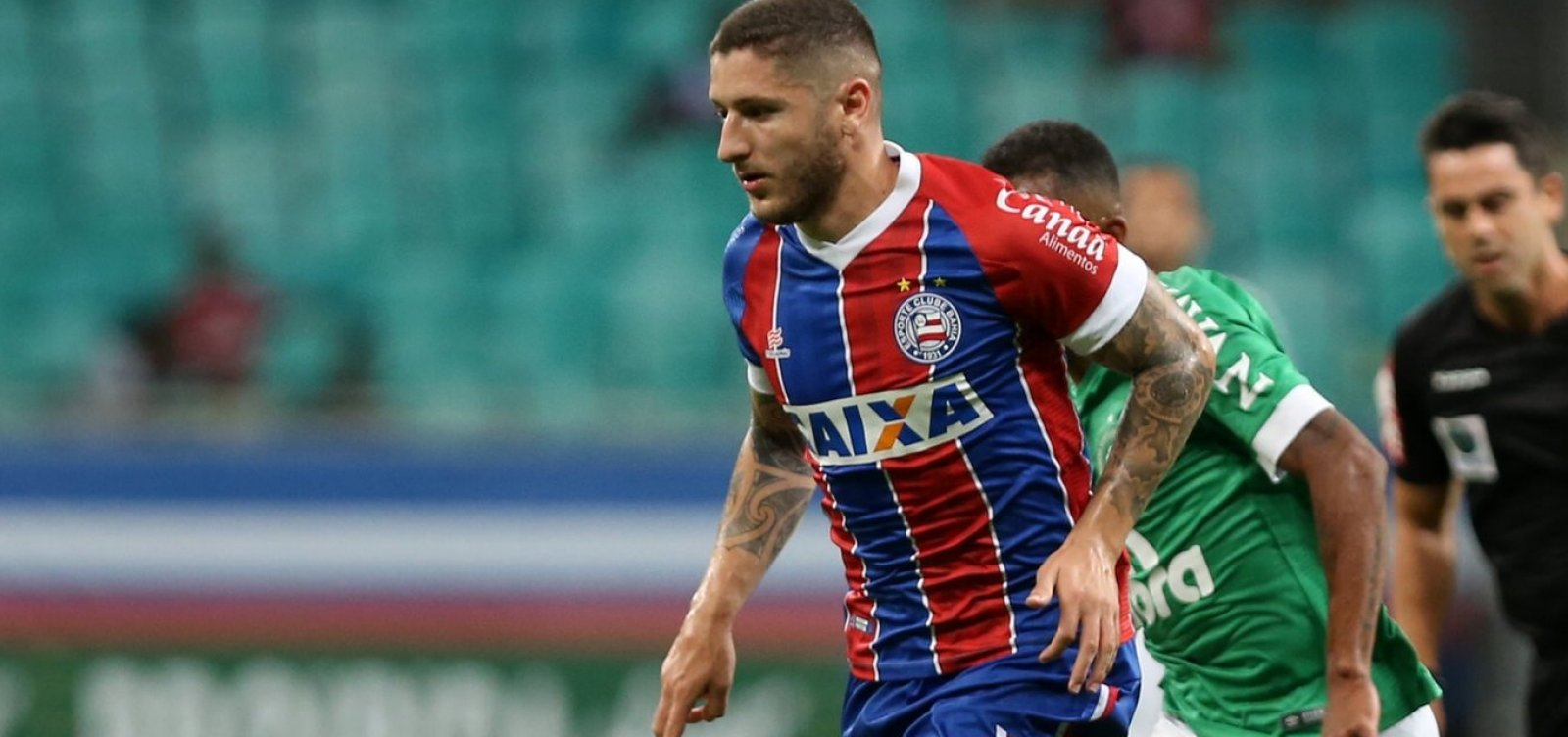 [Sem Zé Rafael, Bahia viaja para enfrentar o Atlético-MG]