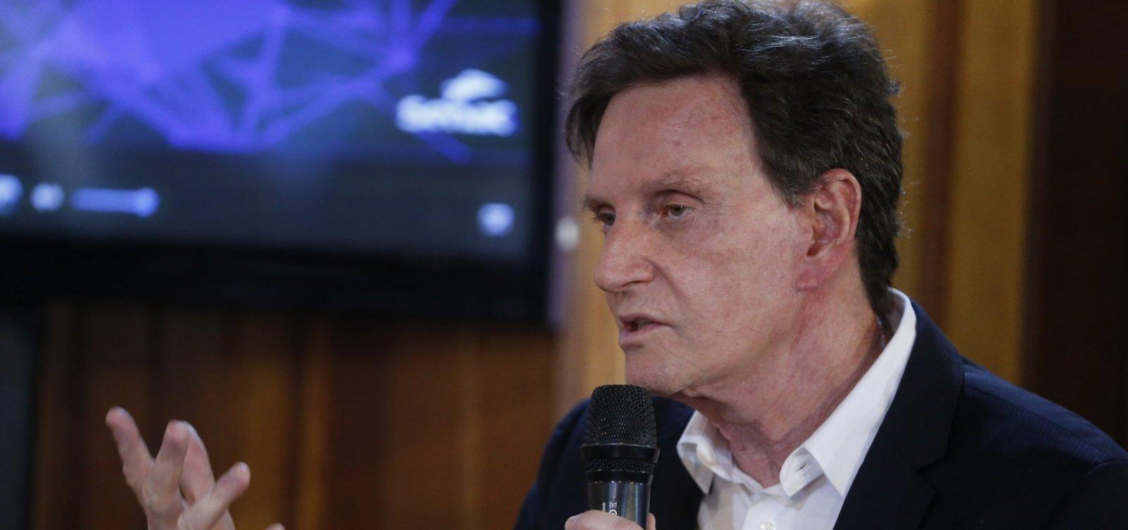 [Justiça condena Crivella a pagar R$ 142 mil em dívida de campanha]