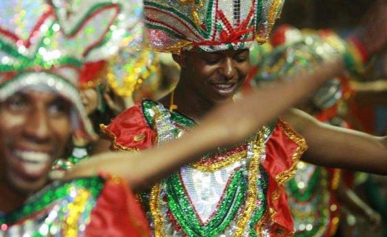 [Vitória anuncia parceria com bloco afro em homenagem ao mês da Consciência Negra]