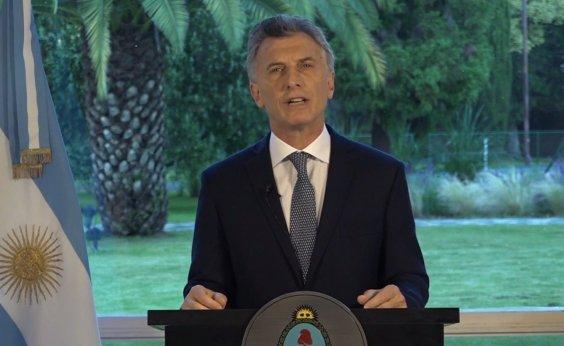 [Presidente da Argentina promete investigação sobre caso do submarino ARA San Juan]