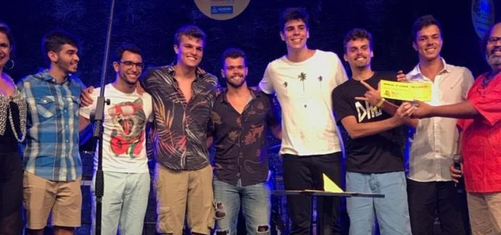 [Banda DH8 conquista prêmio no Festival Universitário de Salvador]