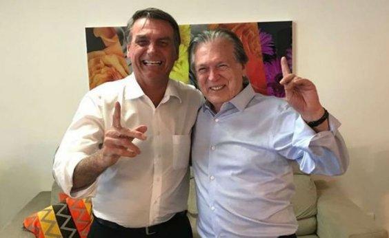 [Aliados querem lançar presidente do PSL ao comando da Câmara]