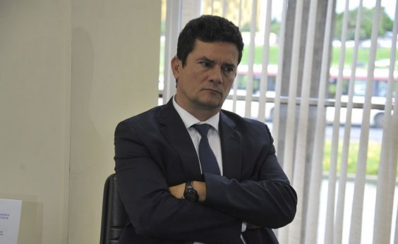 [Exoneração de Moro é publicada no Diário Oficial da União]