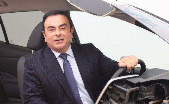 [Brasileiro, presidente da Renault-Nissan-Mitsubishi é preso no Japão]