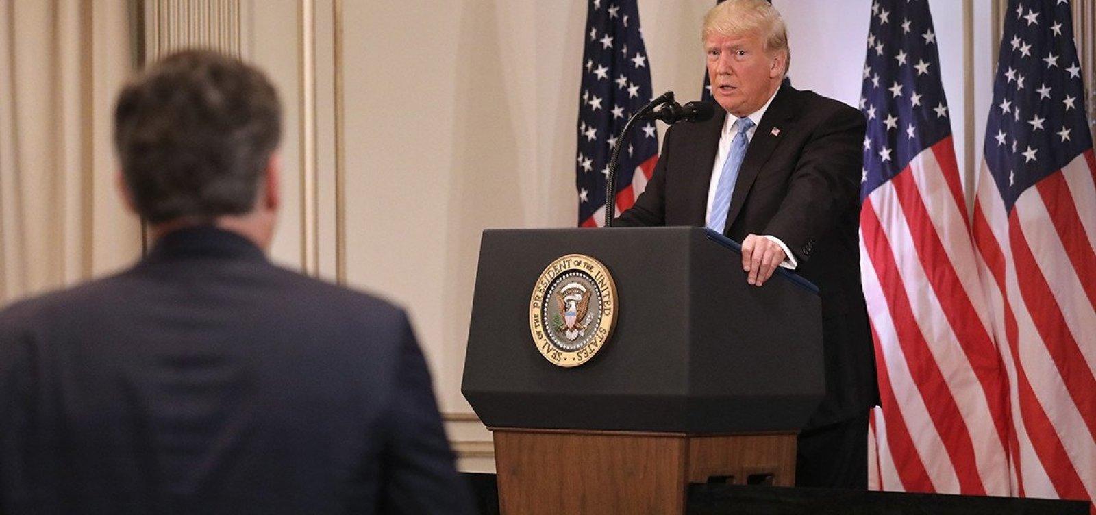[Casa Branca suspenderá credencial de jornalista da CNN quando liminar expirar]