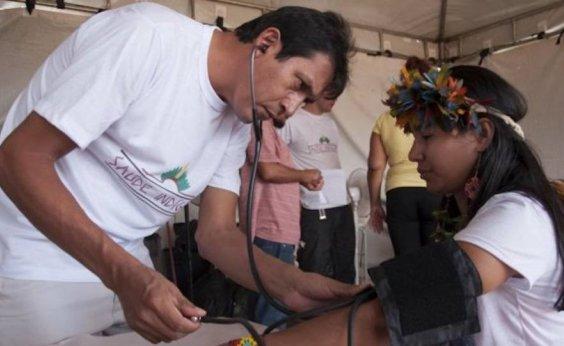 [Saúde indígena perderá 81% dos médicos com a saída de cubanos]