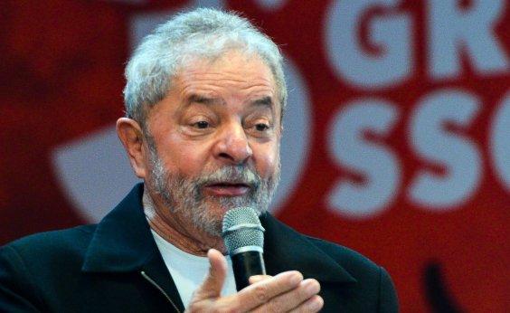 [Defesa de Lula tem até hoje para pedidos em ação de Sítio de Atibaia]