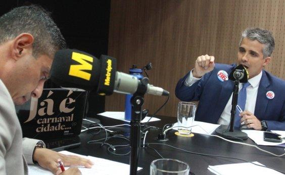 [Gamil ataca: 'Tudo na gestão da OAB é falso'; Fabrício acusa adversário de ser 'contra a advocacia']