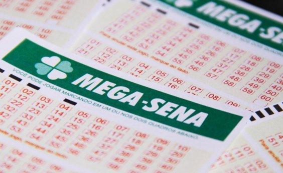 [Mega-Sena sorteia prêmio de R$ 43,5 milhões nesta quarta-feira]