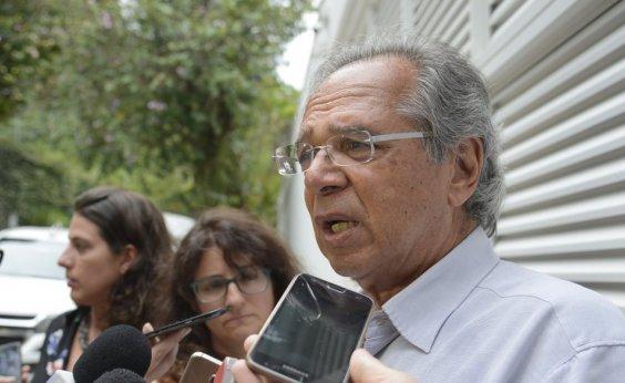 [Paulo Guedes anuncia a criação da Secretaria de Privatizações]
