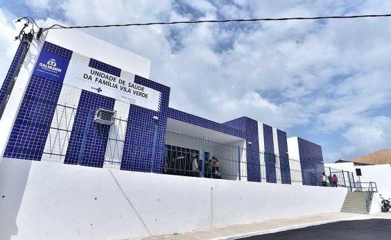 [Prefeitura inaugura Unidade de Saúde da Família em Vila Verde]
