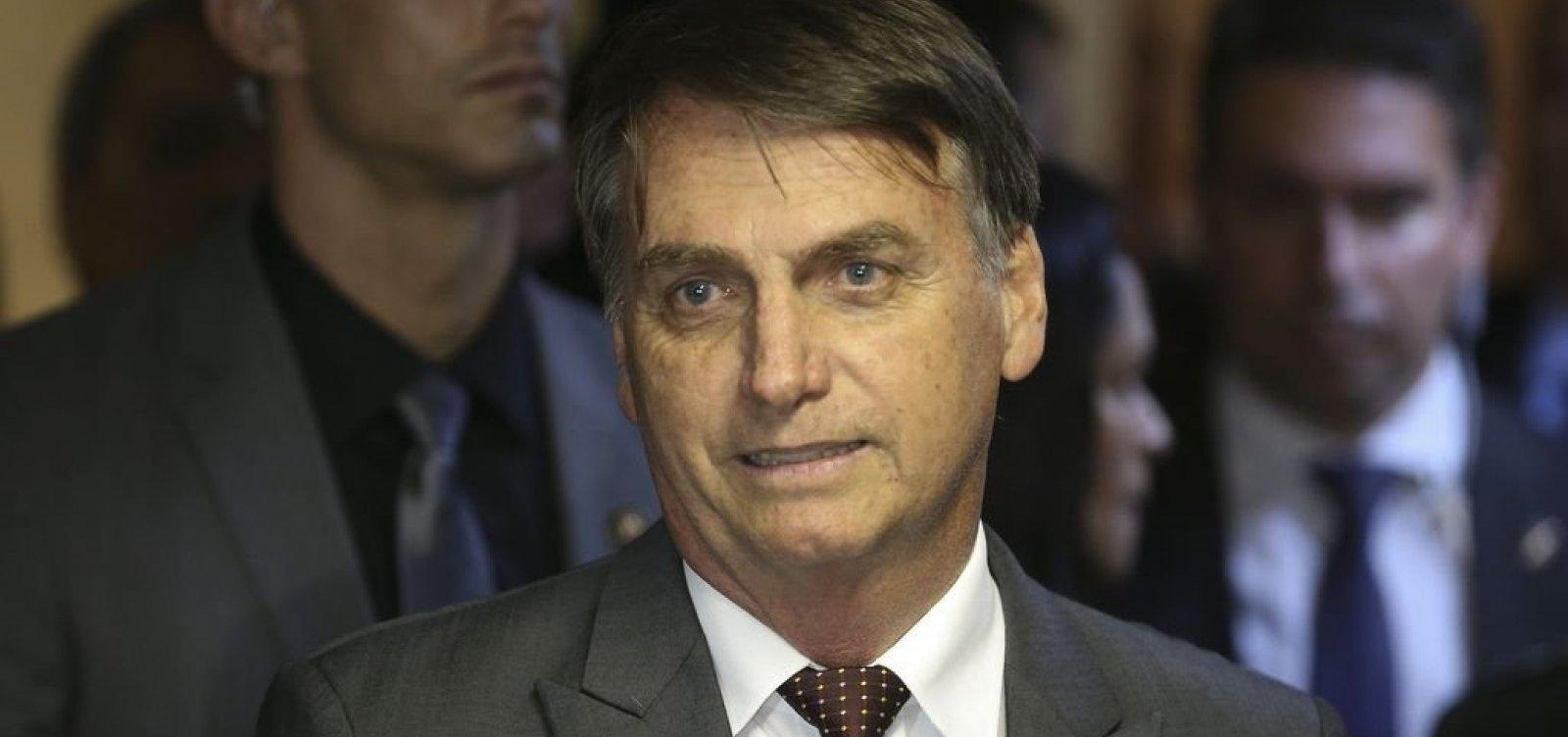 [Bolsonaro minimiza acusações contra novo ministro da Saúde: 'Nem é réu ainda']