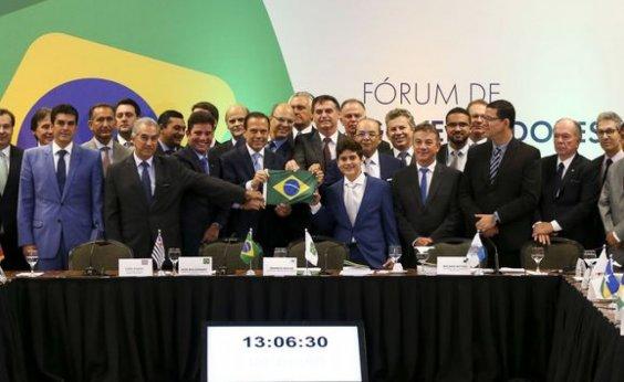 [Governadores do Nordeste fecham agenda única para levar a Bolsonaro ]
