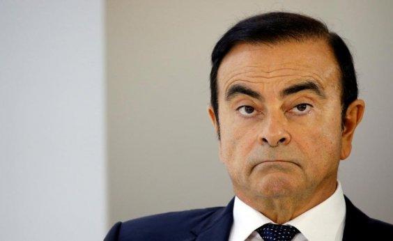 [Tribunal de Tóquio decide que prisão de Carlos Ghosn será mantida por dez dias]