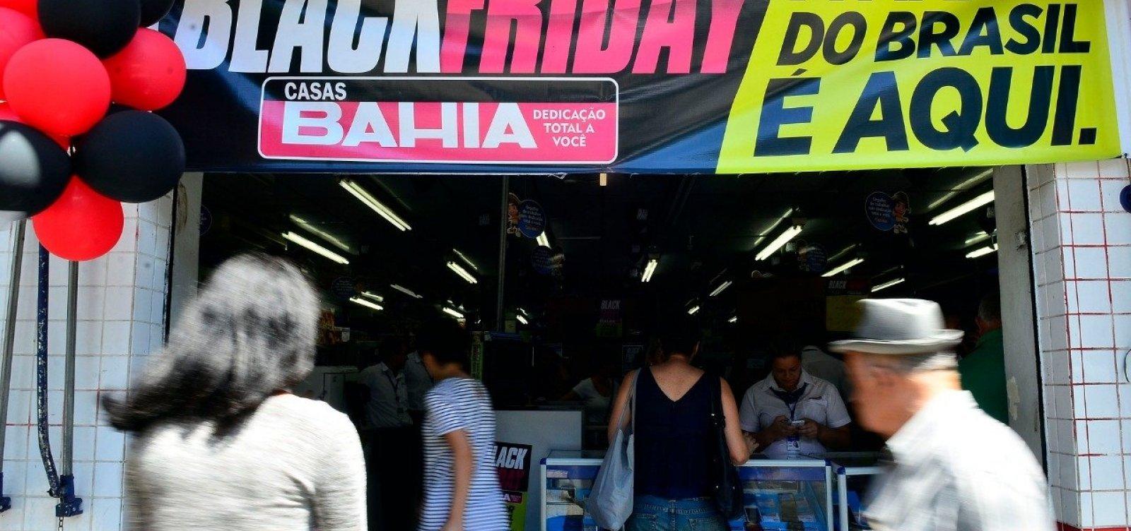 [Shoppings e lojas funcionam em horários especiais na Black Friday; saiba mais]