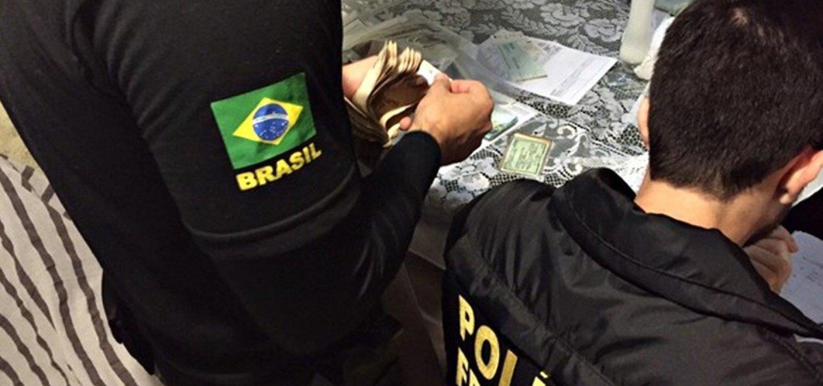 [Polícia Federal deflagra a 56ª fase da Operação Lava Jato; há buscas na Bahia]