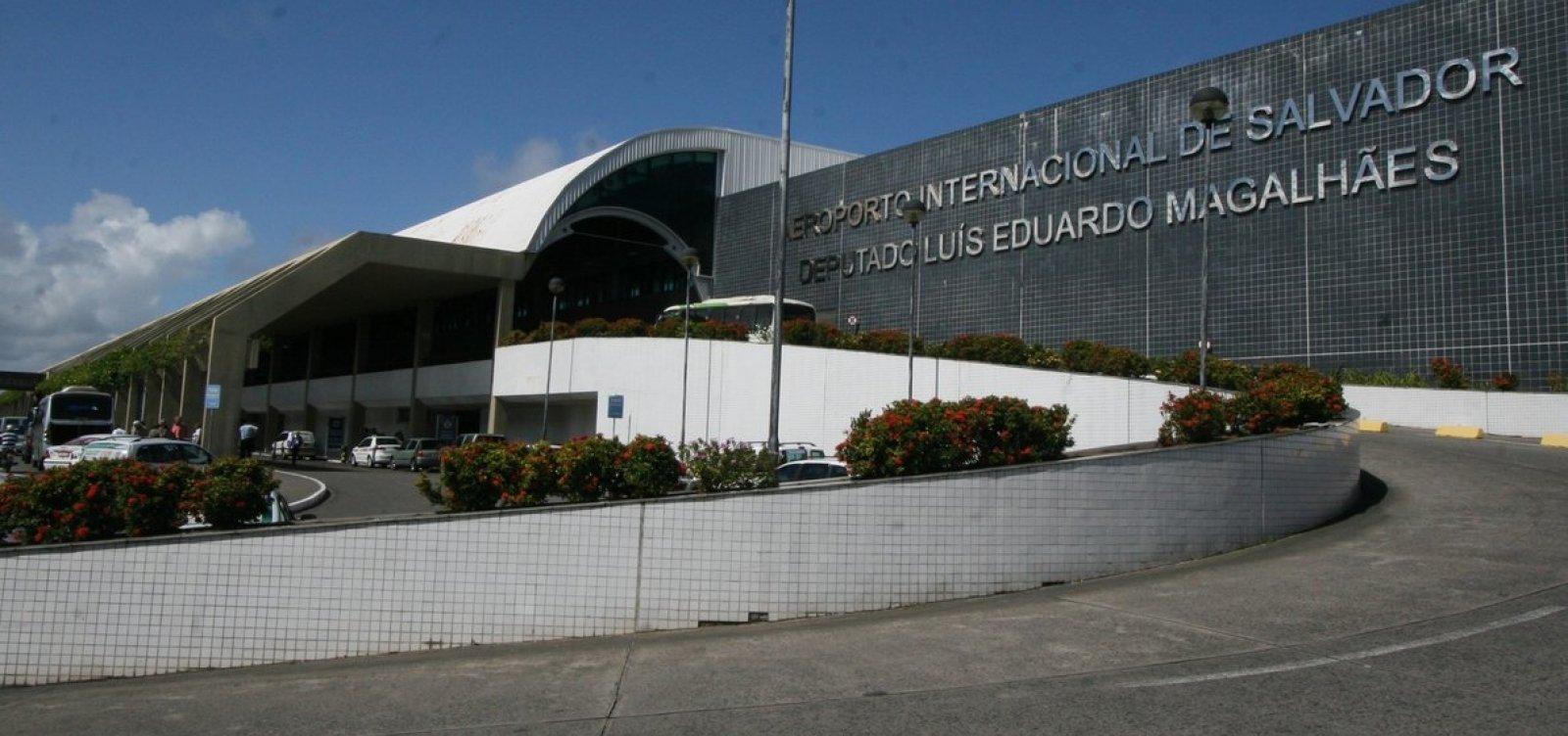 [Suspeita de bomba atrasa desembarques no Aeroporto de Salvador]