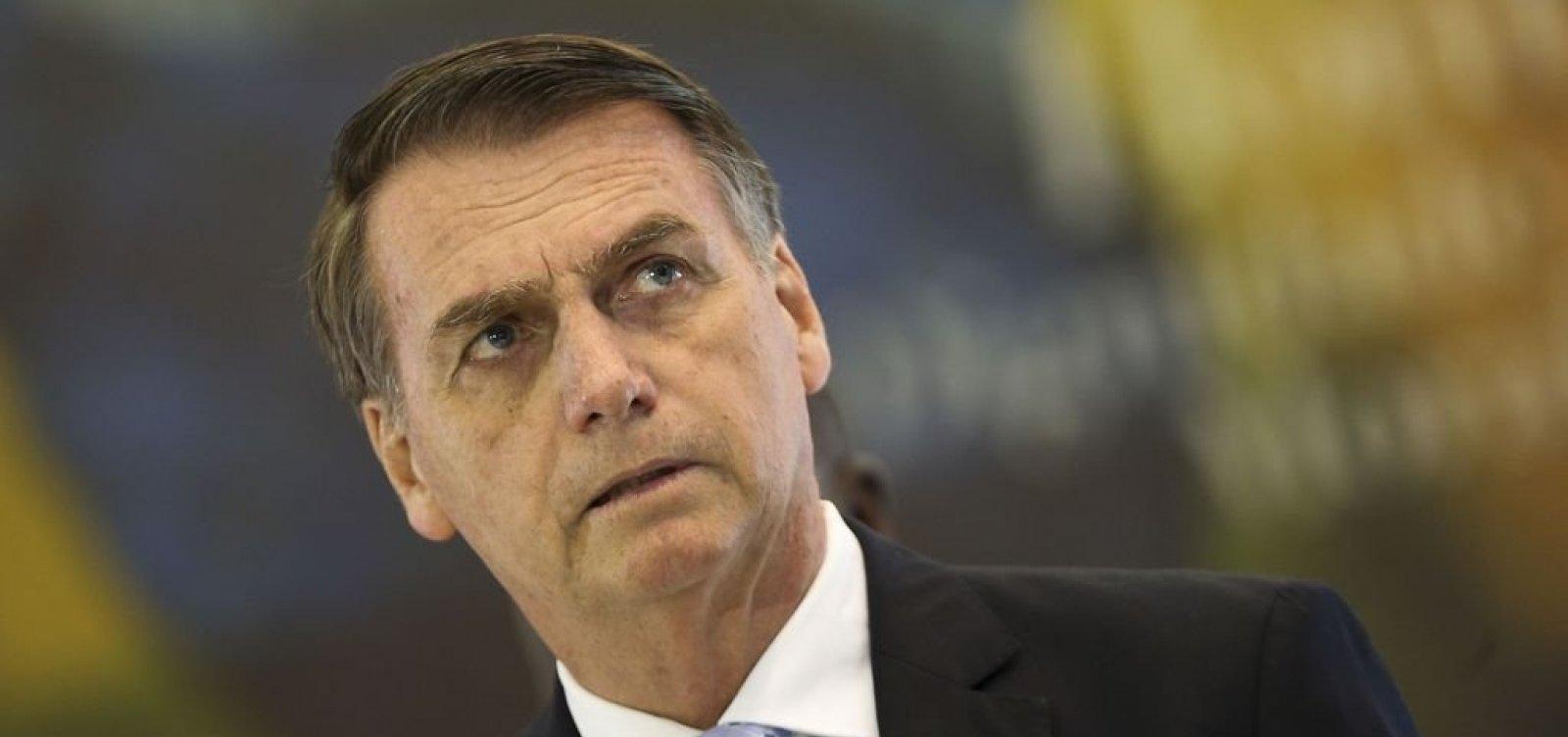 [Cirurgia de Bolsonaro é adiada por causa de inflamação, dizem médicos do Albert Einsten]