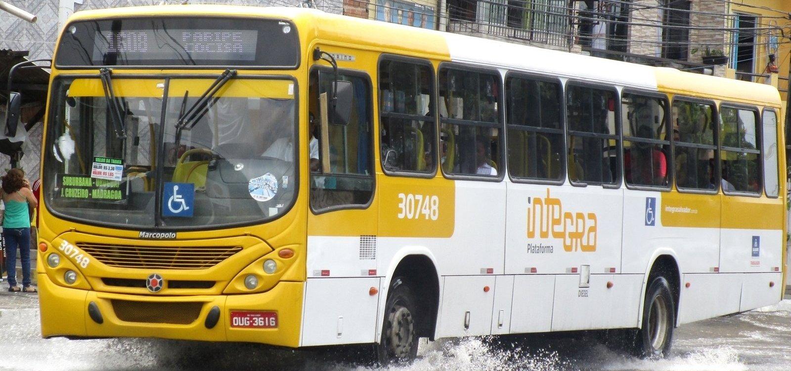 [Retirada de ônibus no trajeto do metrô pode gerar demissão de mais de mil rodoviários, diz sindicato]