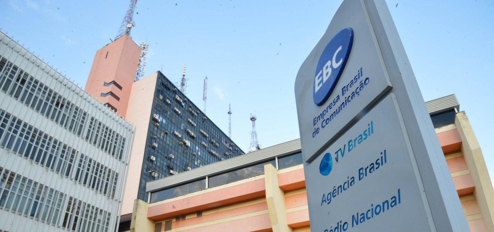[Ameaçada de extinção, EBC abre programa de demissão voluntária]
