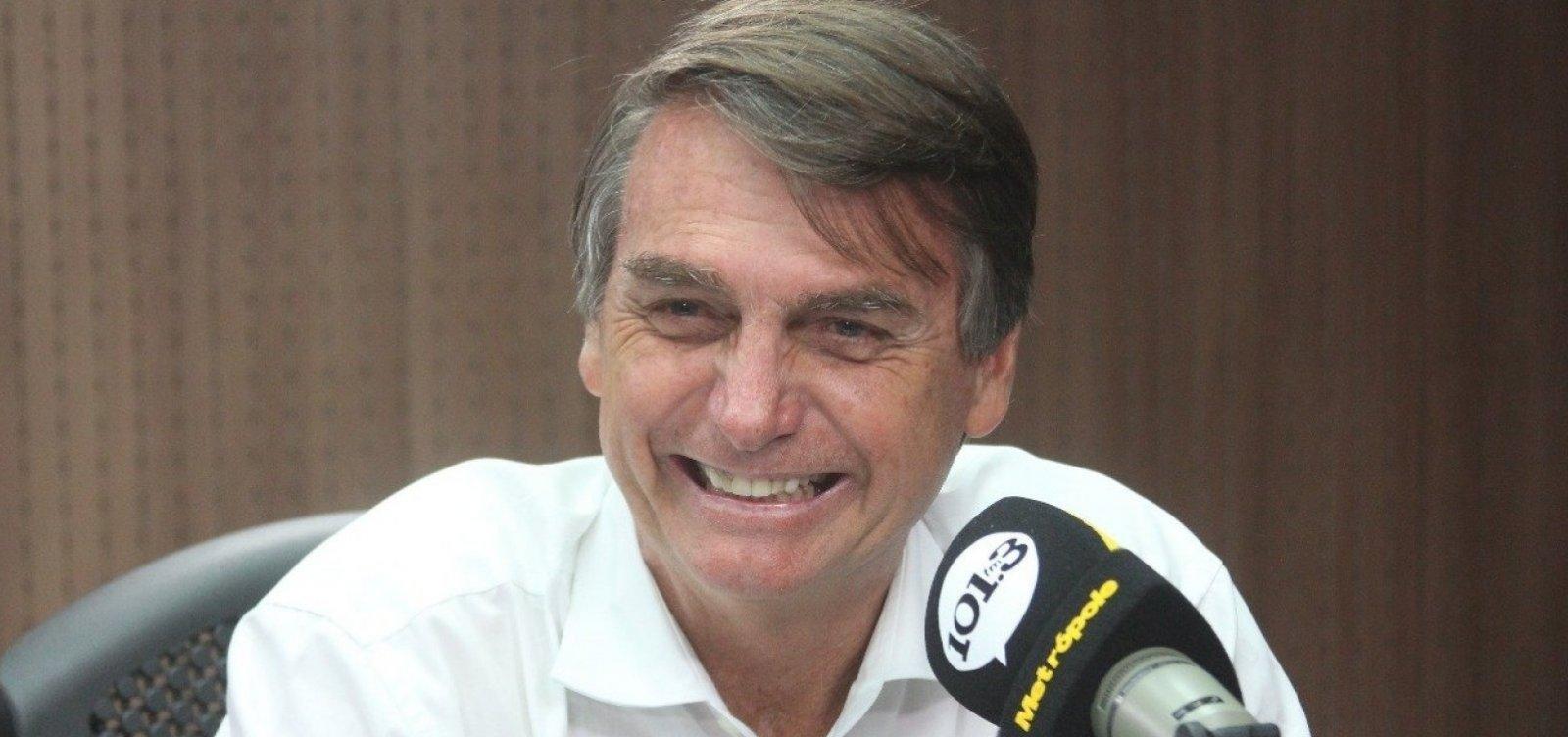 [Bolsonaro cogita criar campos para venezuelanos refugiados]