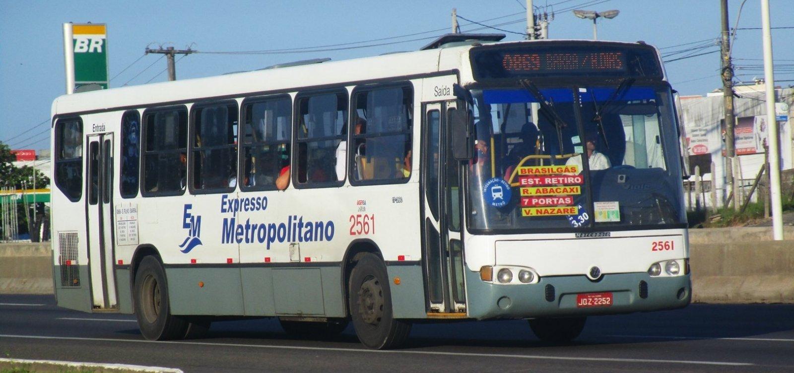 [Justiça condena empresa de ônibus de Simões Filho a indenizar motorista vítima de assalto]