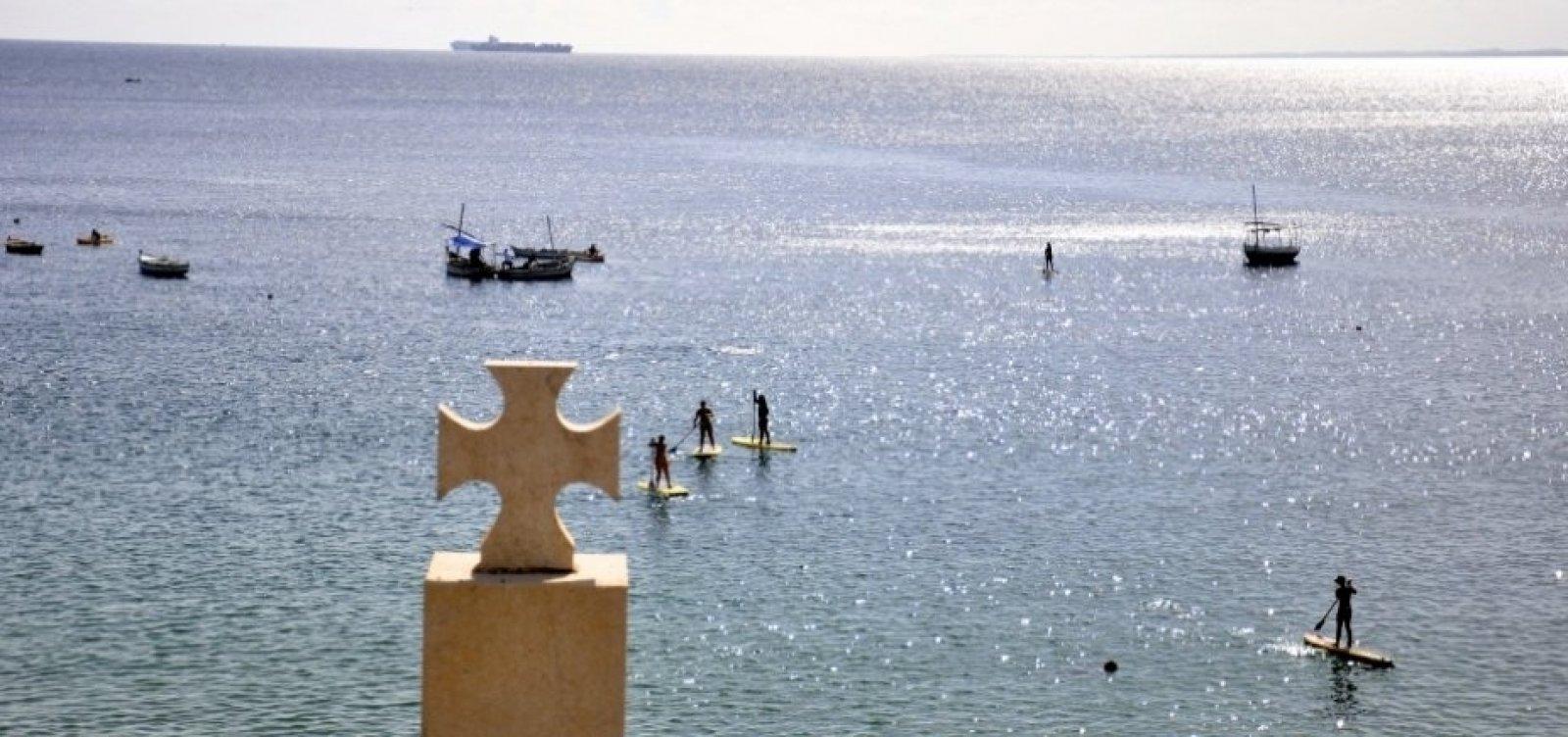 [Inema aponta 27 praias impróprias para banho neste fim de semana]
