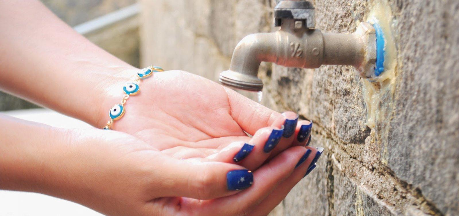 [Sete bairros de Salvador ficarão sem água nesta terça]