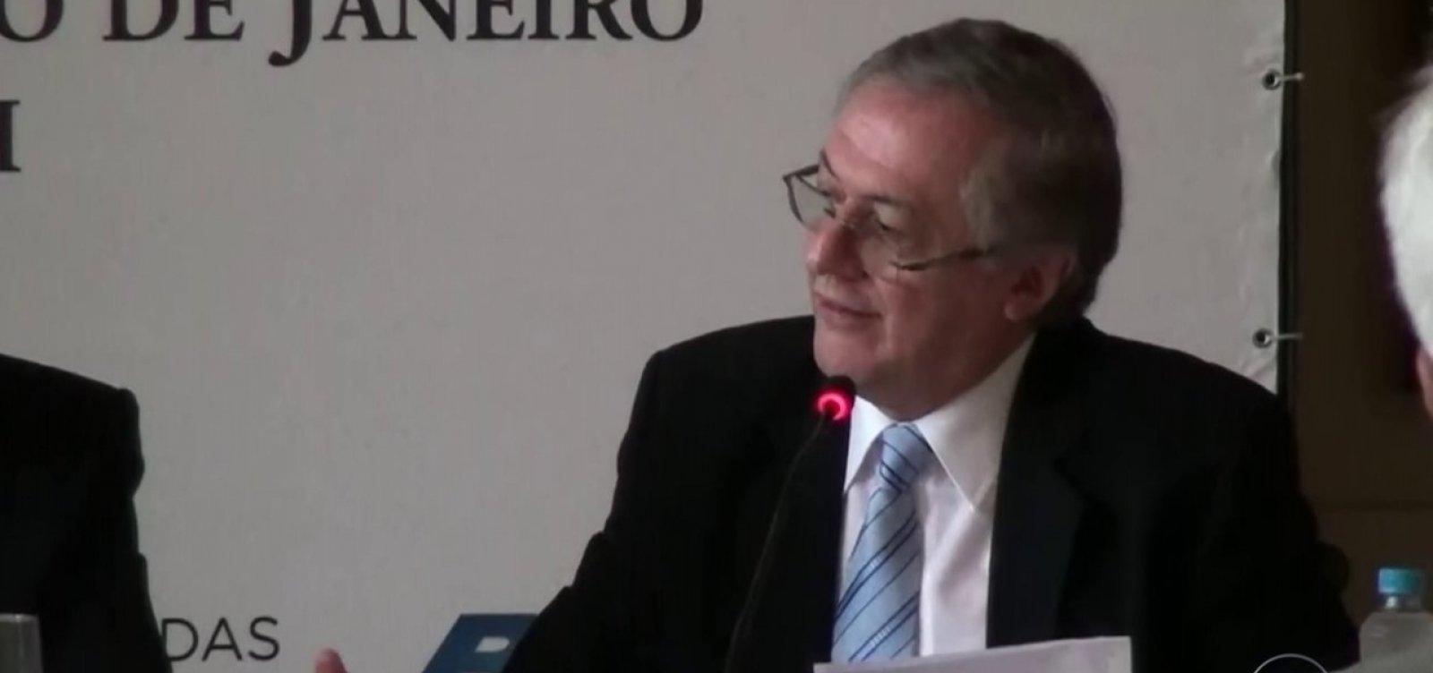 [Futuro ministro da Educação diz que 'ninguém vai impedir' Bolsonaro de ver o Enem antes]