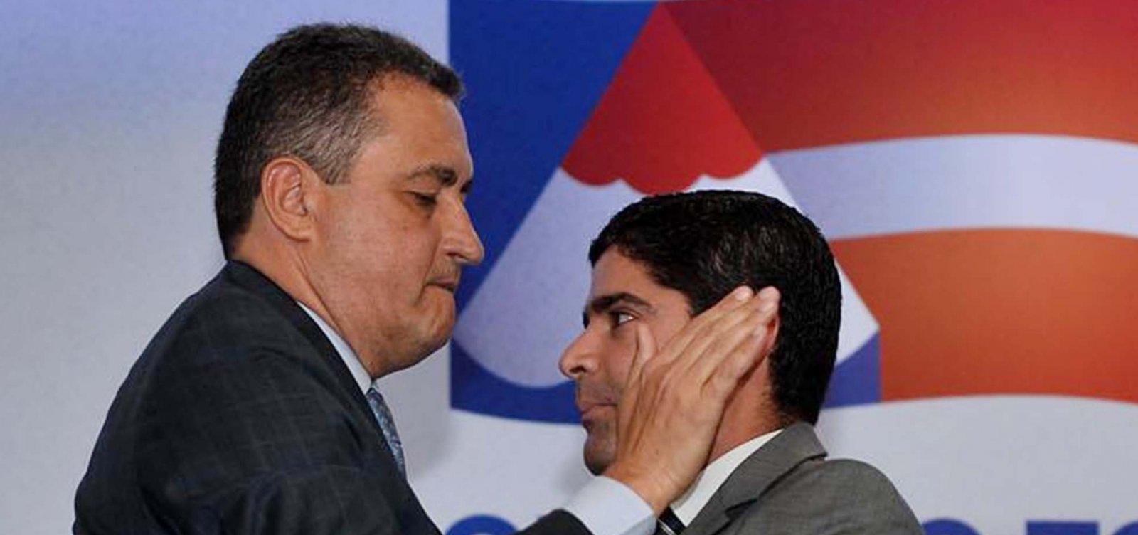 [Neto diz que oposição 'já interfere' em presidência da AL-BA e fala sobre volta de Eronildes]