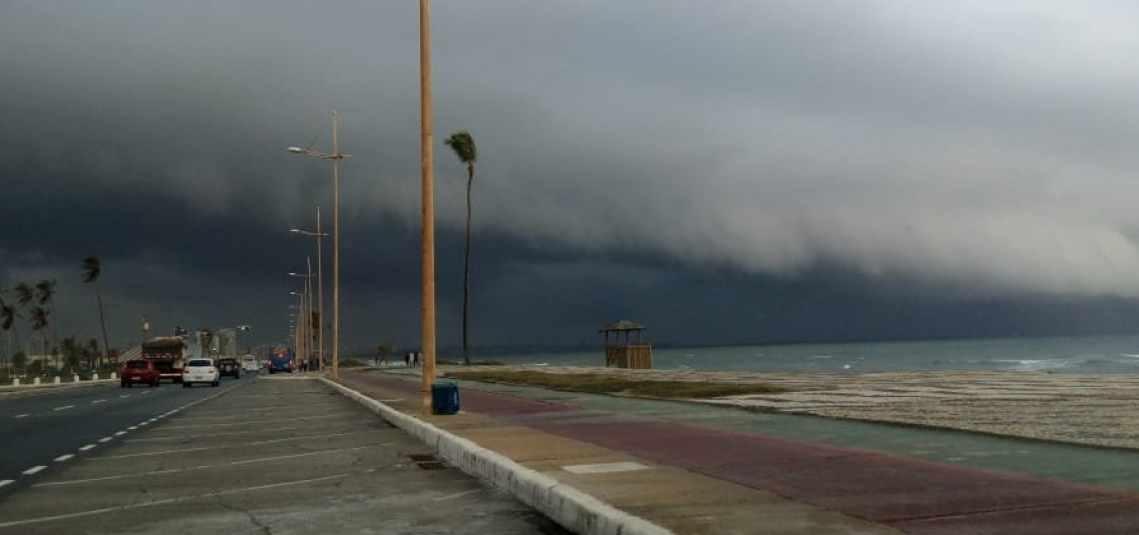 [Previsão do tempo aponta chuvas em Salvador até o próximo sábado]