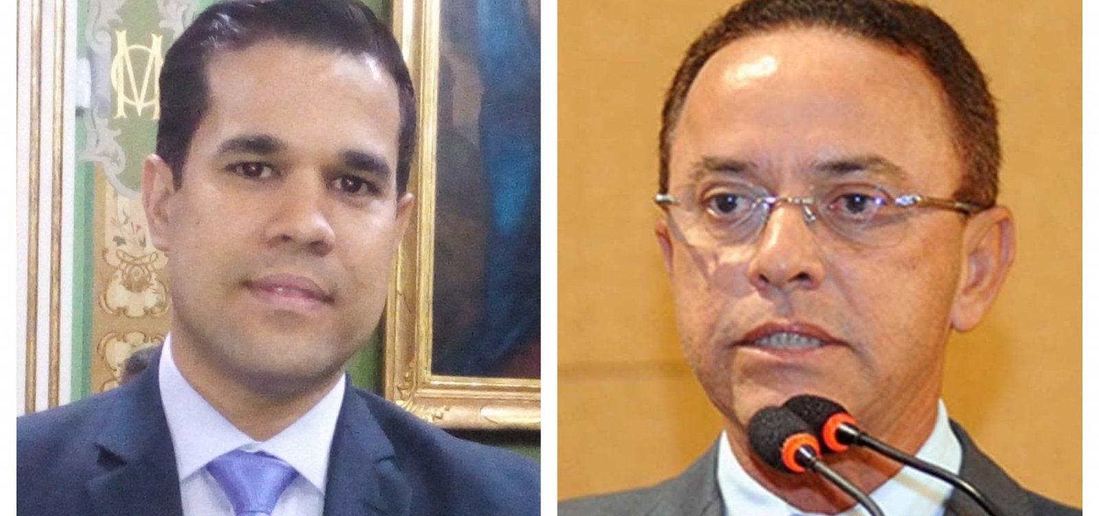 [Juiz arquiva processo contra Felipe Lucas e Hildécio por suposta compra de votos]