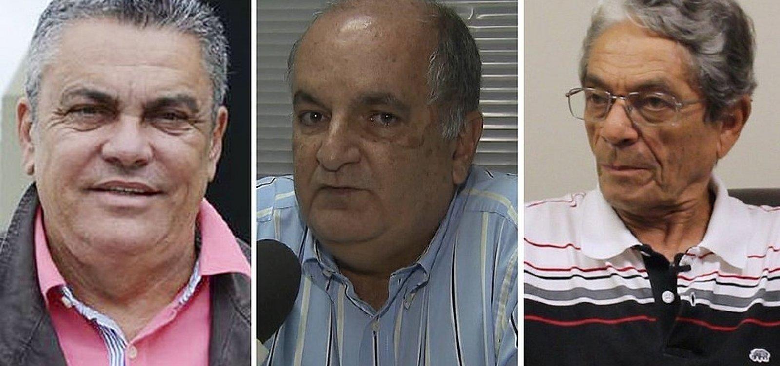 [Ex-presidentes do Vitória criticam Ricardo David em nota pública; confira]