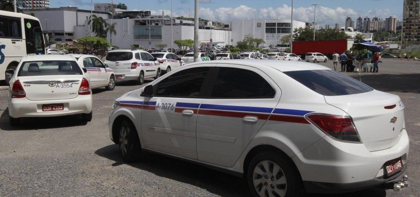 [Cobrança de bandeira 2 em dezembro vai ficar a critério dos taxistas em Salvador]