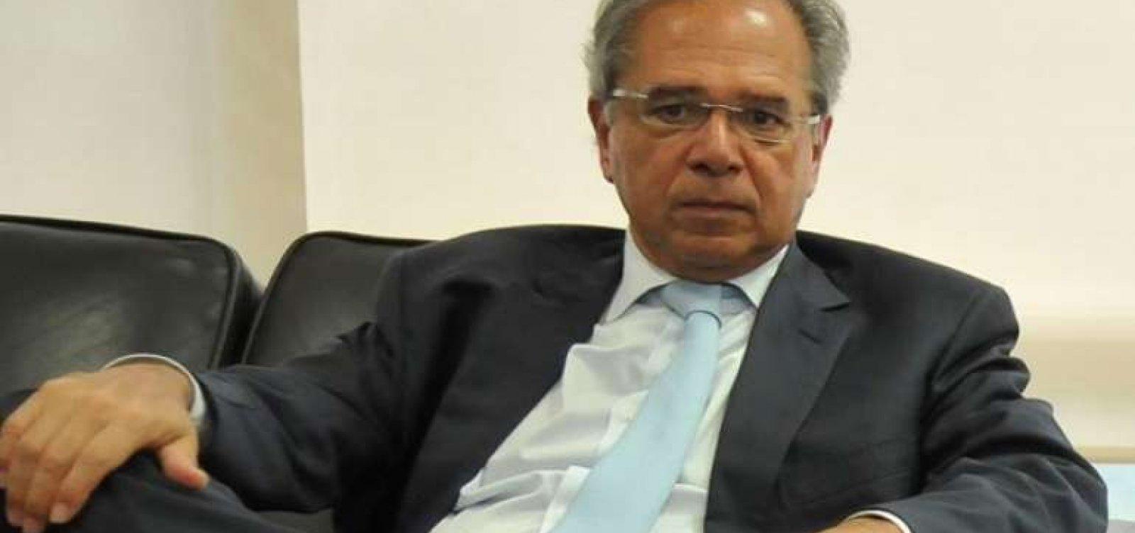 [Paulo Guedes deve anunciar na quinta composição e estrutura do Ministério da Economia]
