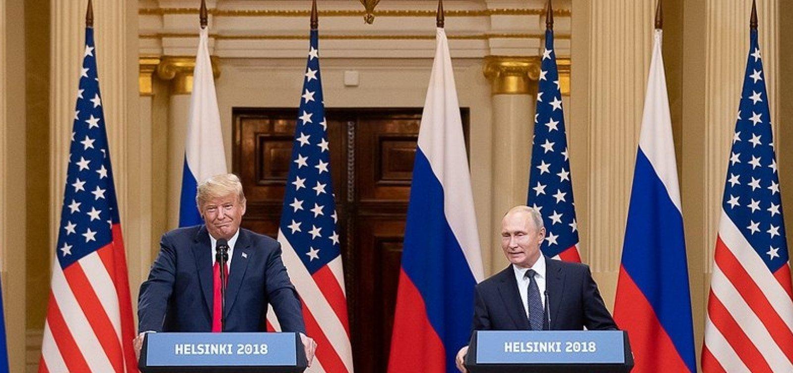 [Trump cancela encontro com Putin no G20]