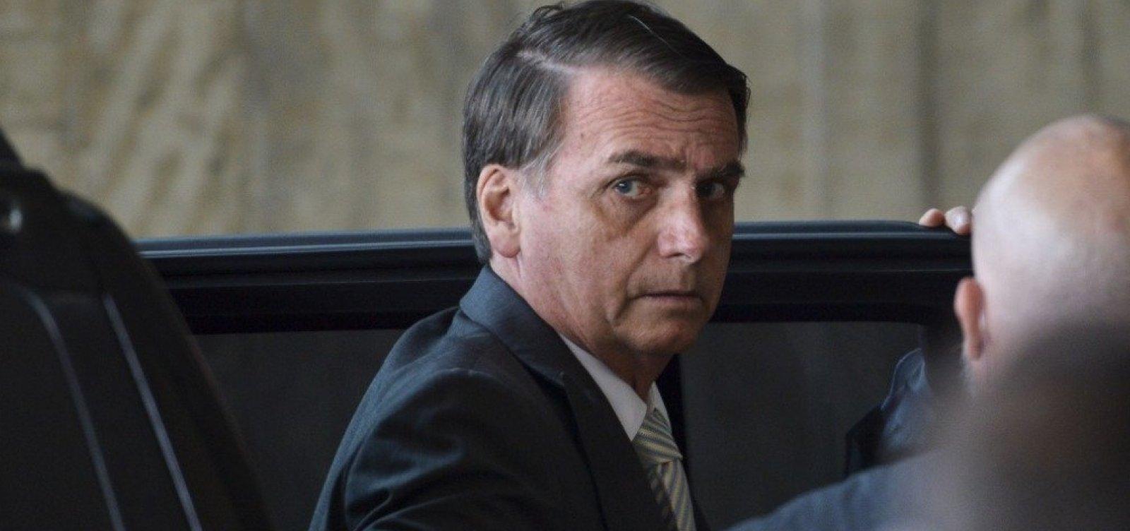[Bolsonaro não pretende voltar atrás sobre mudança de embaixada em Israel]