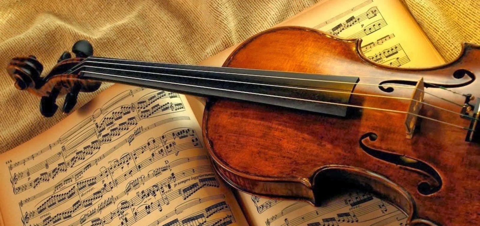 [TCA abre inscrições para curso gratuito de introdução à música de concerto]