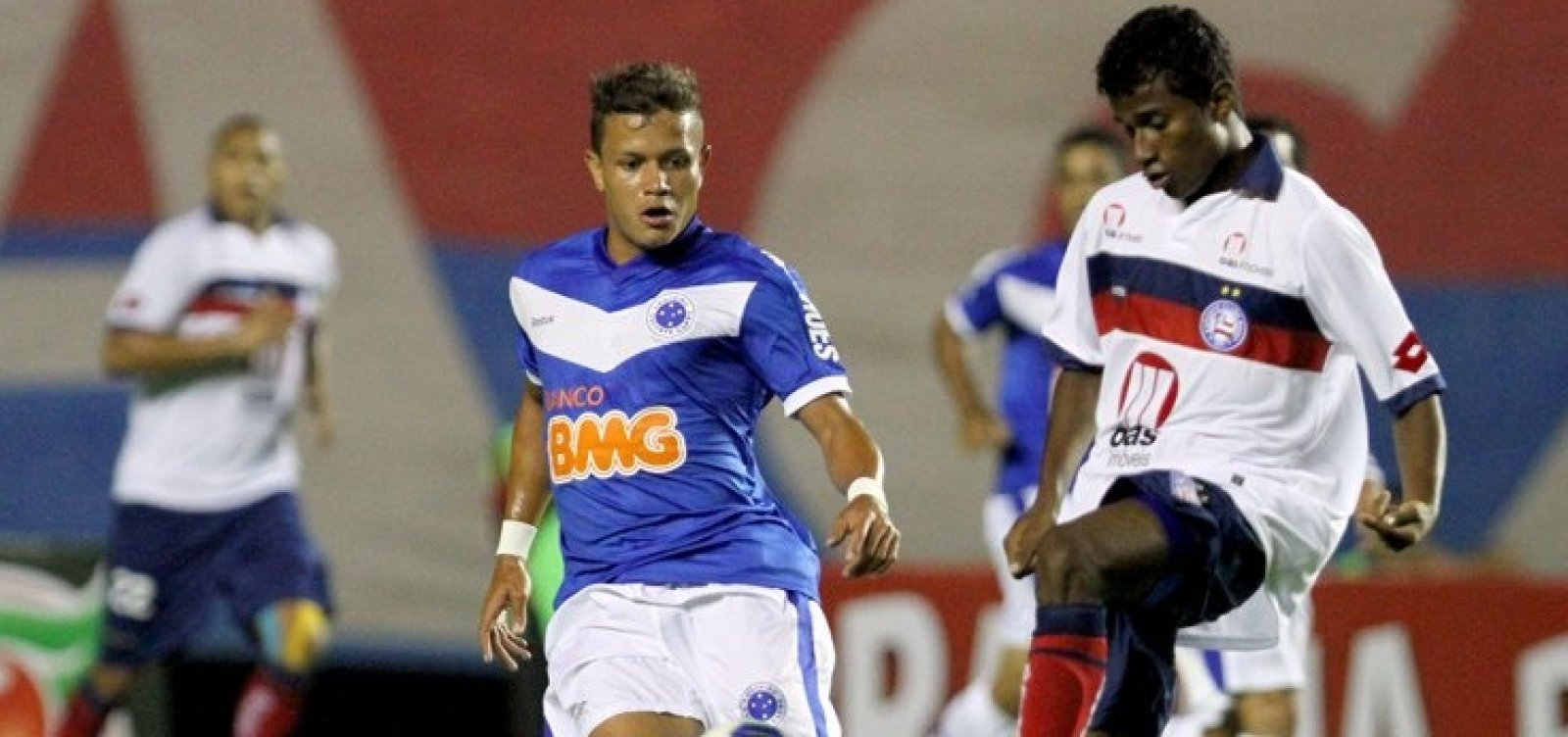 [Bahia enfrenta time reserva do Cruzeiro]